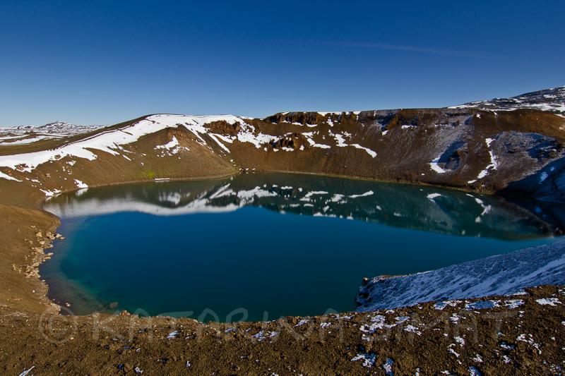 Viti-Krater in der Krafla